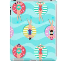 Relax Baby. U R Hot. iPad Case/Skin