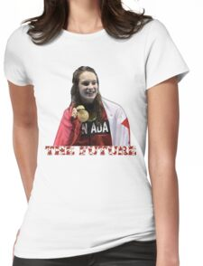 Penny Oleksiak Womens Fitted T-Shirt