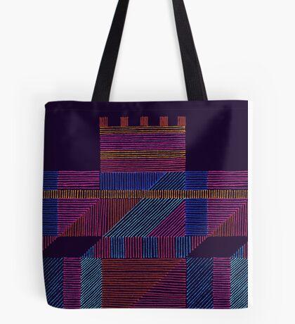 // Castle Tote Bag
