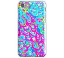 Lilly Pulitzer California State Inspired  iPhone Case/Skin