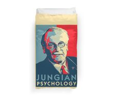 Carl Jung Psychology Duvet Cover