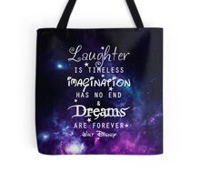 Walt Disney Tote Bag