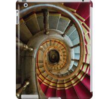 Royal spiral stairs iPad Case/Skin
