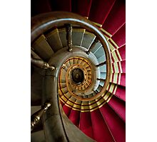 Royal spiral stairs Photographic Print