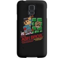 Super Ash Bros. (T-shirt, Etc.) Samsung Galaxy Case/Skin