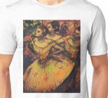 Tangerine Plum and Lime Unisex T-Shirt