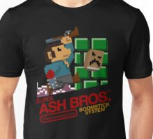 Super Ash Bros. (T-shirt, Etc.) Unisex T-Shirt