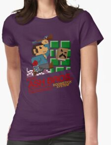 Super Ash Bros. (T-shirt, Etc.) Womens Fitted T-Shirt