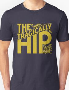 The Tragically Hip Tour 2016 Black T-Shirt