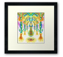 Palace of Gold Framed Print
