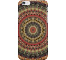 Mandala 72 iPhone Case/Skin