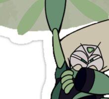 """Peridot """"CLODS!"""" Sticker"""