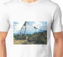 heavy armoured recovery Unisex T-Shirt