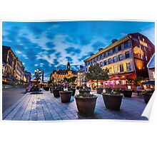 Place Jacques Cartier Poster