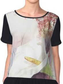 Keep peace in your soul Chiffon Top