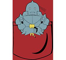 Pocket Alphonse (FMA) Photographic Print