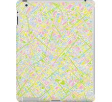 Pick Up Sticks and Patches iPad Case/Skin