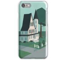 Steeple House iPhone Case/Skin
