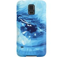 Am I a Good Man? - Blue Samsung Galaxy Case/Skin