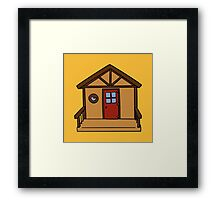 Summer Camp: Home Away From Home Framed Print