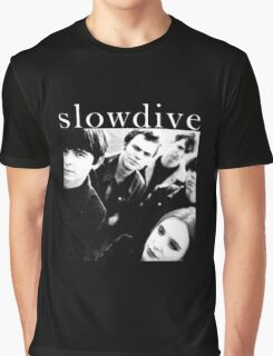 Slowdive Graphic T-Shirt