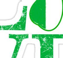 Irish Love Sticker