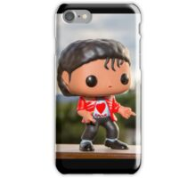 MJ says, Beat it. iPhone Case/Skin