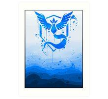 Chilled Mystics Art Print
