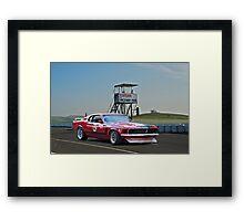 1970 Ford Mustang Boss 302 II Framed Print