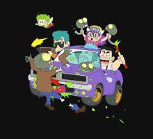 Zombie Car Rampage Hoodie