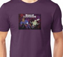 Regular show AS THE GUARDIANS OF THE GALAXY WTF Unisex T-Shirt