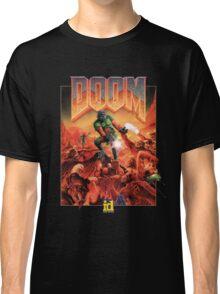 DOOM CLASSIC COVER Classic T-Shirt