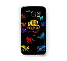 Duel Jousting Game Phone Case #3 Samsung Galaxy Case/Skin