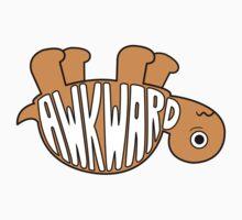 Awkward Turtle - ORANGE Kids Clothes