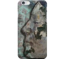 Lunar chameleon - Soulmates series iPhone Case/Skin