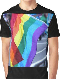 Gay Pride Graphic T-Shirt