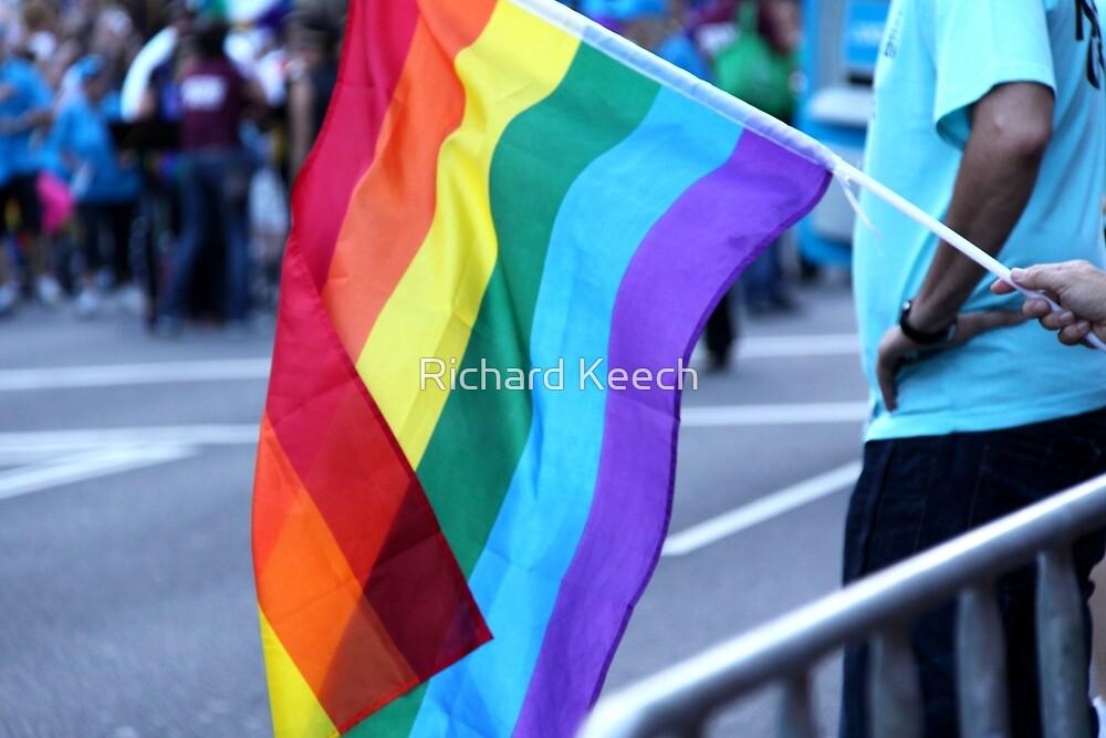 Gay Pride by Richard Keech