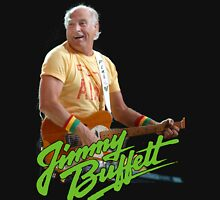 MIC01 Jimmy Buffett and the Coral Reefer Band TOUR 2016 Unisex T-Shirt