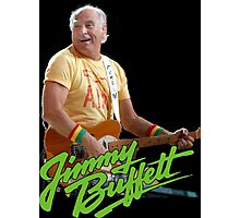 MIC01 Jimmy Buffett and the Coral Reefer Band TOUR 2016 Photographic Print