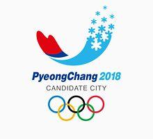PyeongChang Winter 2018 Olympics T-Shirt Unisex T-Shirt