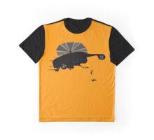 """It's Safer Here"" (Half-Life 2 Pixelart) Graphic T-Shirt"