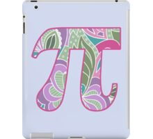Girly Pi iPad Case/Skin