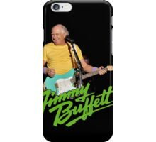 MIC02 Jimmy Buffett and the Coral Reefer Band TOUR 2016 iPhone Case/Skin