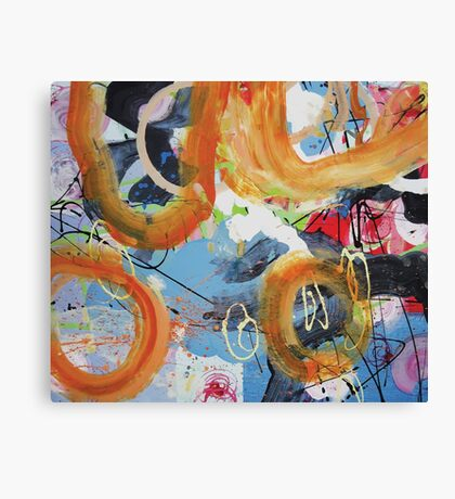 move me Canvas Print