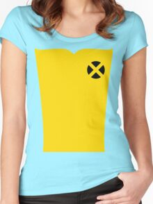 Rogue, X-Men Women's Fitted Scoop T-Shirt
