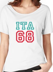 ITALY 1968 Women's Relaxed Fit T-Shirt