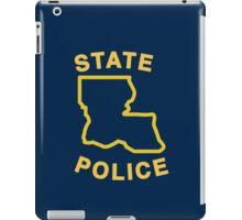 State Police iPad Case/Skin