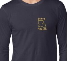 State Police Long Sleeve T-Shirt