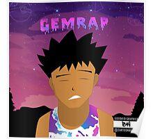 """""""GEMRAP"""" Poster"""