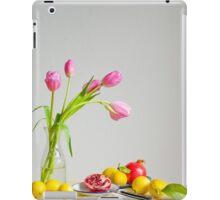 Tulips and Fruit iPad Case/Skin